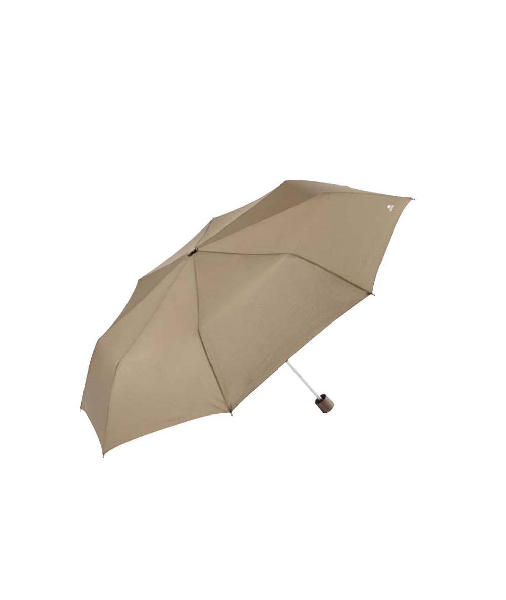 Paraguas Gotta plegable marrón