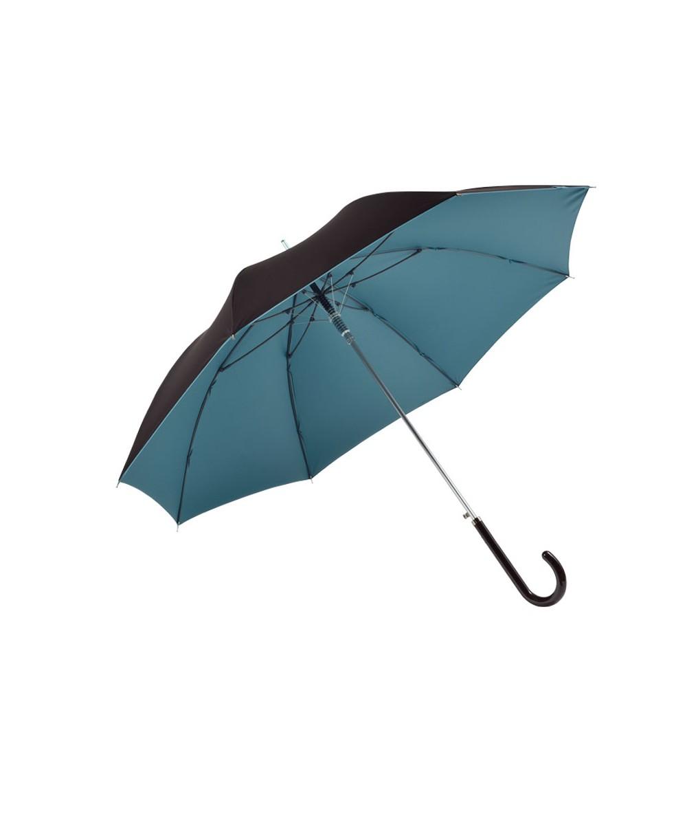 Paraguas M&P bicolor largo