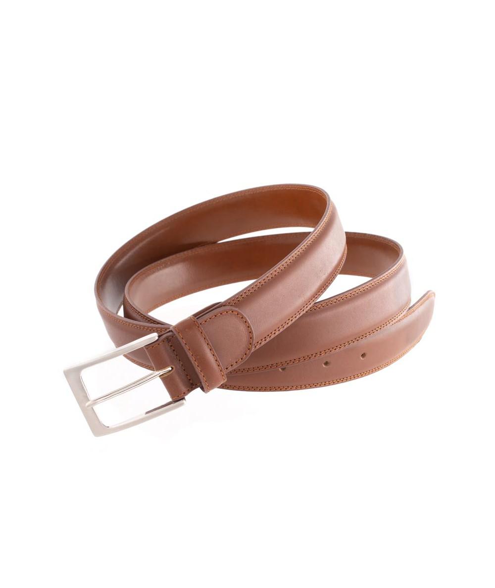 Cinturón de piel, 32mm...