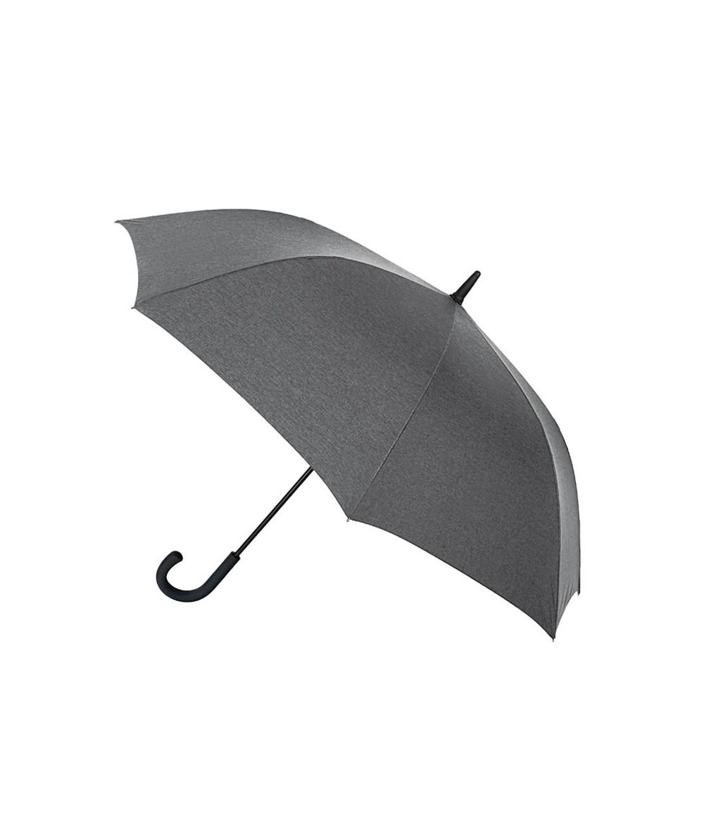 Paraguas de hombre gris...