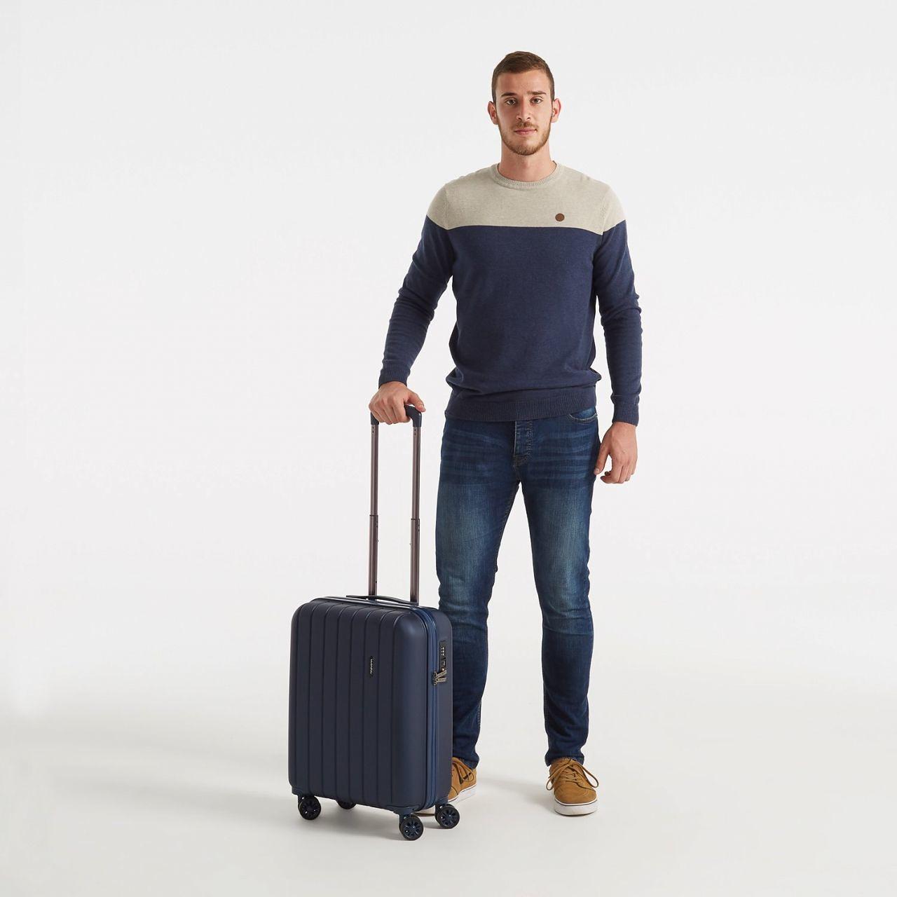 maleta de cabina rígida