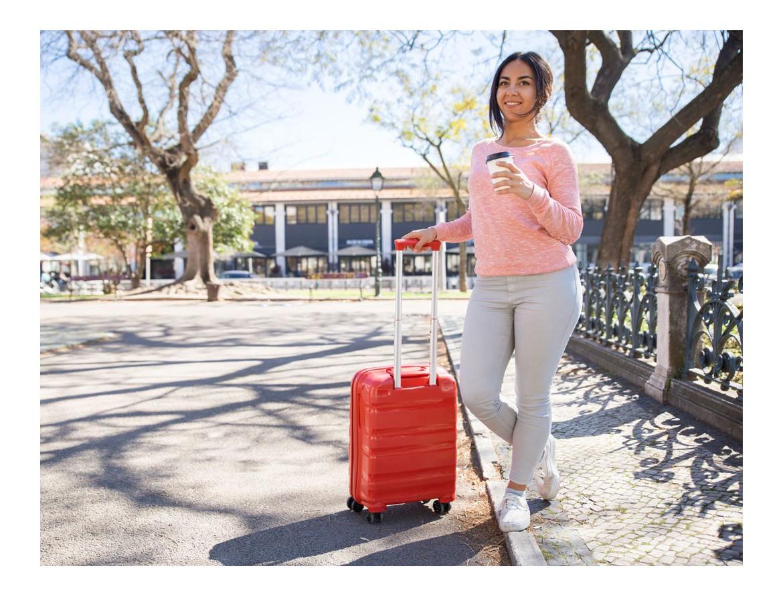 Cómo elegir tu maleta de cabina